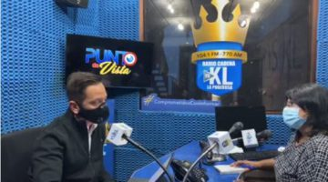 Entrevista al Sr. Presidente de ANDA, Arq. Frederick Benitez en Radio YSKL 31-08-2020